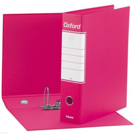 Esselte  OXFORD G85 Carta Rosa cartella 390785900 - Esselte - 390785900