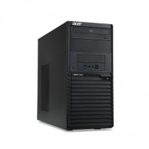 Acer Pc Desktop Tower Veriton M 2640G Nero DT.VN2ET.084 - Acer - DT.VN2ET.084