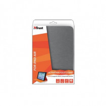 Trust Custodia Aeroo Ultrathin Folio Stand per iPad Air Grigio, Arancione 19839 - Trust - 19839