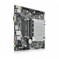 Asrock Scheda Madre J3160TM-ITX NA CPU integrato Mini ITX 90-MXB1Z0-A0UAYZ - Asrock - 90-MXB1Z0-A0UAYZ