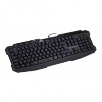 Atlantis Land Tastiera Gaming Light 600 USB Qwerty Layout Italiano Nera P013-IMB-2360 - Atlantis Land - P013-IMB-2360