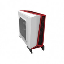Corsair Case per Pc Spec Alpha Midi Tower Bianco, Rosso CC-9011083-WW - Corsair - CC-9011083-WW