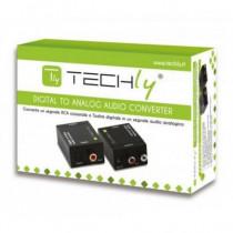 OEM Convertitore Audio da digitale ad analogico Nero IDATA SPDIF-3 - OEM - IDATA SPDIF-3
