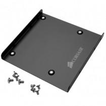 Corsair Kit per Montaggio Hard Disk , SSD da 2,5  , 3,5  Nero CSSD-BRKT1 - Corsair - CSSD-BRKT1