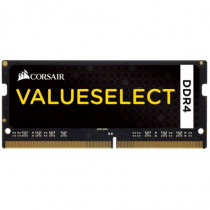 Corsair Memoria Ram 8 GB (1 x 8 GB)  ValueSelect DDR4 2133 MHz 260-pin SO-DIMM - Corsair - CMSO8GX4M1A2133C15