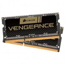 Corsair Memoria Ram 8 GB (2 x 4 GB) Vengeance DDR3 1600 MHz 204-pin SO-DIMM CMSX8GX3M2A1600C9 - Corsair - CMSX8GX3M2A1600C9