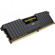 Corsair memoria Ram 16 GB (1 x 16 GB) Vengeance LPX DDR4 2400 MHz 288-pin DIMM per Pc, Server - Corsair - CMK16GX4M1A2400C14