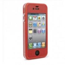 VaVeliero Custodia Bumper Rossa per iPhone 4, 4S 42604 - VaVeliero - 42604