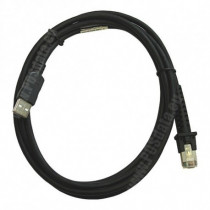 Datalogic  90A052258 2m USB A Nero cavo USB - Datalogic - 90A052258