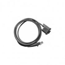 Datalogic  90G000008 1.8m RS-232 RJ-45 Grigio cavo seriale - Datalogic - 90G000008