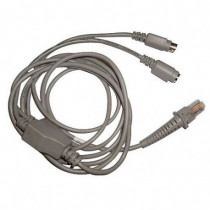 Datalogic  CABLE-321 2m Grigio cavo PS2 90G001010 - Datalogic - 90G001010