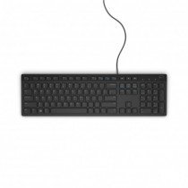 DELL  KB216 USB QWERTY US International Nero tastiera 580-ADHK - DELL - 580-ADHK