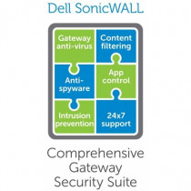 DELL  SonicWALL 01-SSC-0009 licenza per softwareaggiornamento - DELL - 01-SSC-0009
