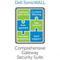 DELL  SonicWALL 01-SSC-0015 licenza per softwareaggiornamento - DELL - 01-SSC-0015