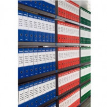 Esselte  OXFORD G85 Carta Rosso cartella 390785160 - Esselte - 390785160