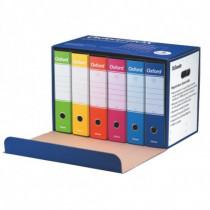 Esselte  Oxford Multicolore raccoglitore ad anelli 390785110 - Esselte - 390785110