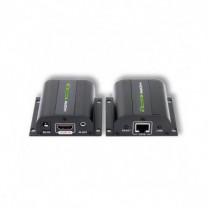 Techly Extender HDMI full Hd 3D su Cavo Cat. 5E, 6, 6A, 7 max 60 Mt Autoregolato IDATA EXT-E70I - Techly - IDATA EXT-E70I