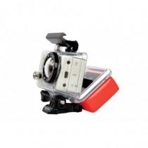 GoPro Accesorio Floaty Backdoor Galleggiante Rosso per HD HERO3, HERO2, HD HERO1, HD HERO960 DK00150043 - GoPro - DK00150043