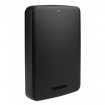 Toshiba Hard Disk esterno Canvio Basics HDX 2.5  1 TB USB 3.0 HDTB310EK3AA - Toshiba - HDTB310EK3AA