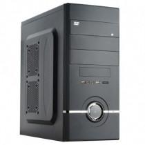 HKC Case Micro ATX per PC 430 Watt con Alimentatore Nero, mod. M1 ICA-MTW M1 - HKC - ICA-MTW M1