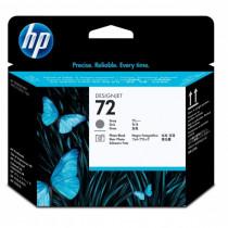 HP  Testina di stampa grigio e nero fotografico DesignJet 72 C9380A - HP - C9380A