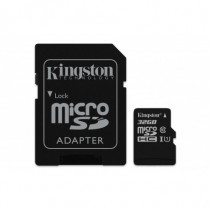 Kingston Technology  microSDHC Class 10 UHS-I Card 32GB 32GB MicroSDHC UHS-I Classe 10 memoria flash SDC10G232GB - Kingston Technology - SDC10G2/32GB