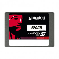 Kingston Technology  SSDNow V300 120GB Serial ATA III drives allo stato solido SV300S37A120G - Kingston Technology - SV300S37A/120G