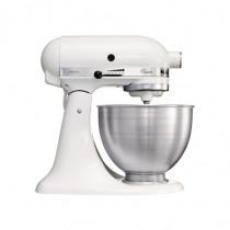 KitchenAid 5K45SSEWH Metallico, Bianco accessorio e fornitura casalinghi - KitchenAid - 5K45SSEWH