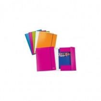 Leitz  WOW folder 3 flap Policarbonato Rosa cartella 39830023 - Leitz - 39830023