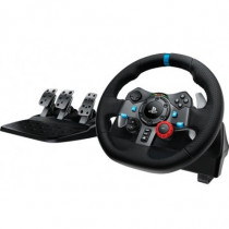 Logitech  G29 Volante + Pedali PlayStation 4,Playstation 3 Nero 941-000113 - Logitech - 941-000113
