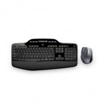 Logitech  Wireless Desktop MK710 RF Wireless QZERTY Italiano Nero tastiera 920-002431 - Logitech - 920-002431