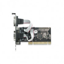 Manhattan Scheda di Interfaccia e Adattatore PCI 158213 ICC IO-53-2S - Manhattan - ICC IO-53-2S