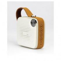 MFI Speaker Bluetooth portatile Bianco Vintage MFIEG11 - MFI - MFIEG11