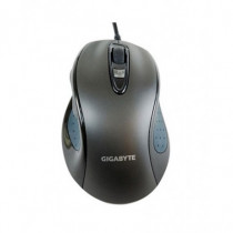Gigabyte Mouse Ottico USB 6 Tasti 800 DPI Nero GM-M6800 - Gigabyte - GM-M6800