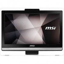 MSI 19,5  Pc all in one  Pro 20ET 4BW-043XEU Touch screen Nero PRO 20ET 4BW-043XEU - MSI - PRO 20ET 4BW-043XEU