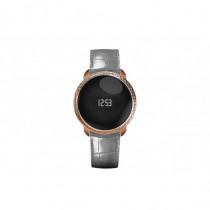 MyKronoz Smartwatch ZeCircle Premium Oled 30 g Grigio, Argento Acciaio Inox KRZECIRCLEPREMIUM GREY - MyKronoz - KRZECIRCLEPREMIUM GREY