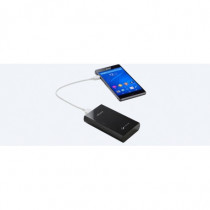 Sony Power Bank CP-V9 Micro-USB Type B Nero 8700 MAh con 2 Connettori uscita USB 4 pin Tipo A - Sony - CP-V9B