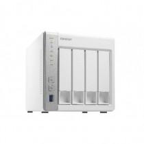 QNAP  TS-431P NAS Torre Collegamento ethernet LAN Bianco server NAS e di archiviazione - QNAP - TS-431P