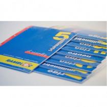 Rambloc Ricambi per Quaderni ad Anelli formato A4 a Quadretti 0Q Bianchi 90505889S - Rambloc - 90505889S