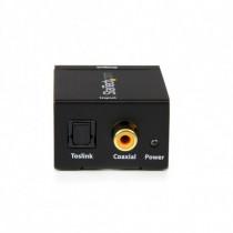 StarTech.com  Convertitore audio da coassiale digitale SPDIF o ottico Toslink a RCA stereo SPDIF2AA - StarTech.com - SPDIF2AA