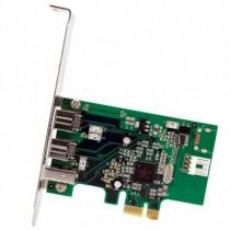 StarTech.com  Scheda adattatore PCI Express FireWire 2b 1a 1394 a 3 porte PEX1394B3 - StarTech.com - PEX1394B3