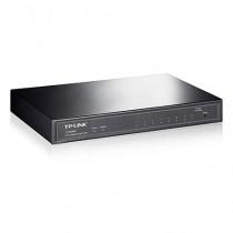 TP-LINK Switch Smart Gigabit Ethernet Gestito 8 Porte x 10 / 100 / 1000 Nero TL-SG2008 - TP-LINK - TL-SG2008