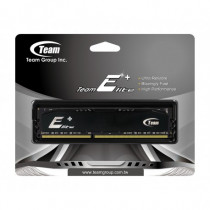 Team Group Memoria Ram 4 GB (1 x 4 GB) Elite Plus DDR3 1600 MHz  240-pin DIMM TPKD34G1600HC1101 - Team Group - TPKD34G1600HC1101