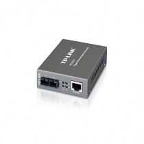 TP-LINK Gigabit Ethernet Media ConverterSC,single-mode - TP-LINK - MC210CS