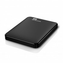 Western Digital  Elements Portable USB Type-A 3.0 3.1 Gen 1 1000GB Nero disco rigido esterno WDBUZG0010BBK-EESN - Western Digital - WDBUZG0010BBK-EESN