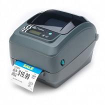 Zebra  GX420t Termica direttaTrasferimento termico 203 x 203DPI Grigio stampante per etichette CD GX42-102720-000 - Zebra - GX42-102720-000