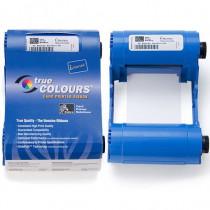 Zebra  Monochrome Ribbon Black 1000pagine nastro per stampante 800017-201 - Zebra - 800017-201