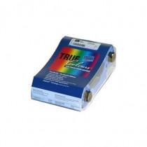 Zebra  TrueColours Resin - silver - f P310f 1000pagine nastro per stampante 800015-107 - Zebra - 800015-107